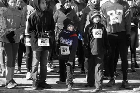 Courtesy of TI Events: Ready to run!