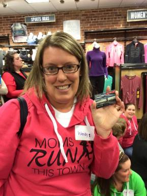 Saucony Gift Card for Wendy