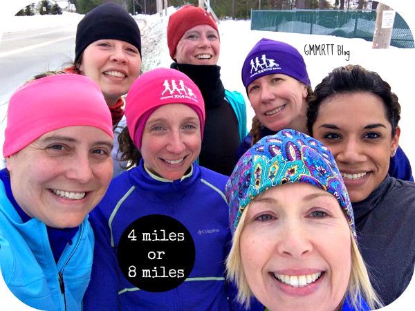 Feb 21st 4 or 8 miles