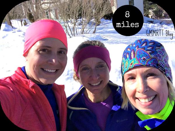 Feb 27th 8 miles
