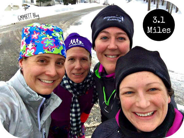 Feb 8th 3.1 miles