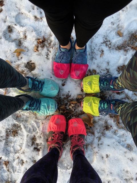 shoe-hoodie-colorful-snow